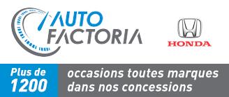 Autofactoria Luxembourg Une