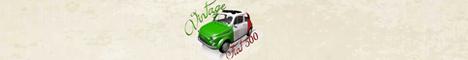 Vintage Fiat 500 SAS