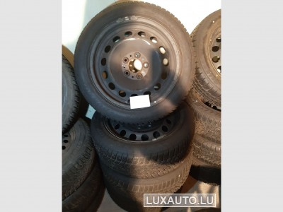 """Jantes Acier + pneus 17"""""""