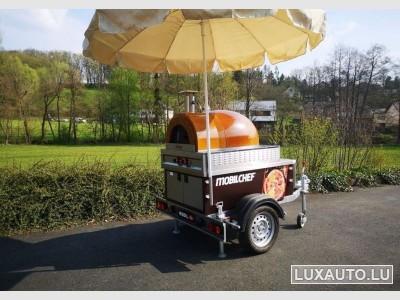 Remorque Food truck