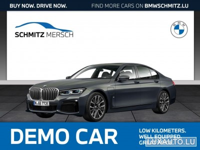 BMW 745 e iPerformance - occasion