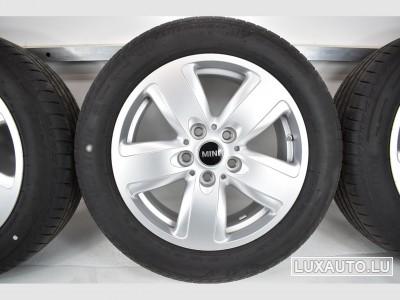 """Jantes Alu + pneus 16"""""""