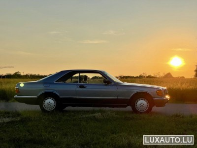 Mercedes 420