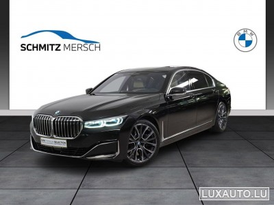 BMW M760 XiA Long Pure Excellence xDrive - occasion
