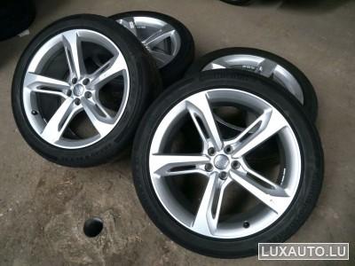 """Aluminium wheel rims + Tyres 21"""""""