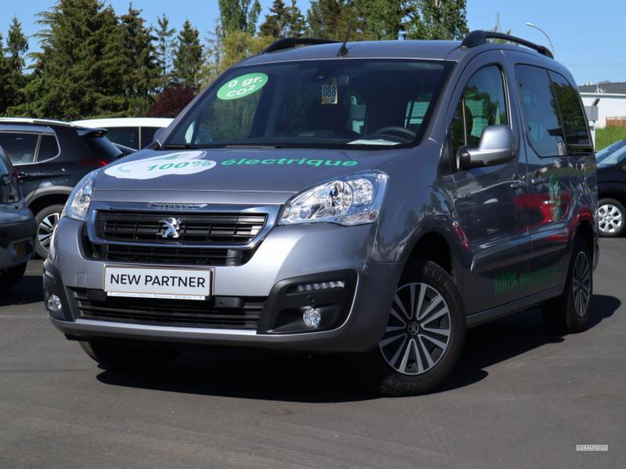 Peugeot Partner e-Confort