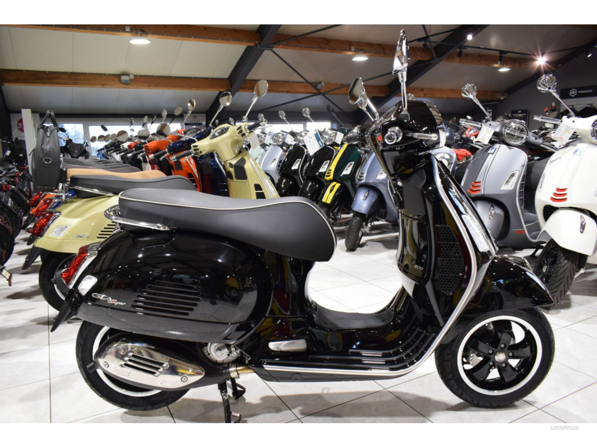 Vespa GTS 300ie Super ABS
