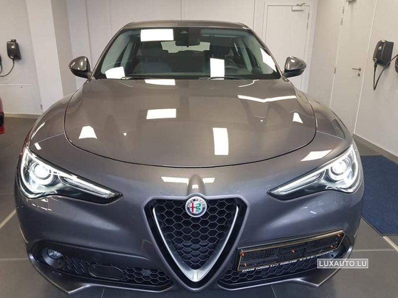 Alfa-Romeo Stelvio 2.2 JTDm 210 Super Q4 Auto.