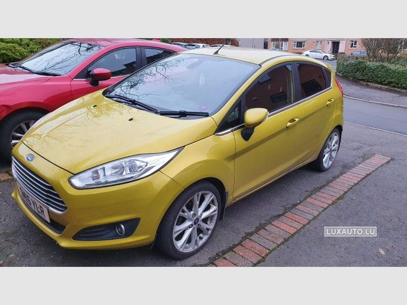 Ford 15 M 1.0