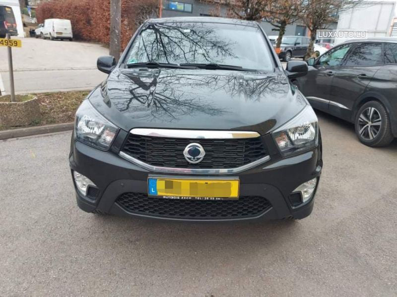Ssangyong Actyon Sports Pick-Up 220 XDi 4WD Auto.