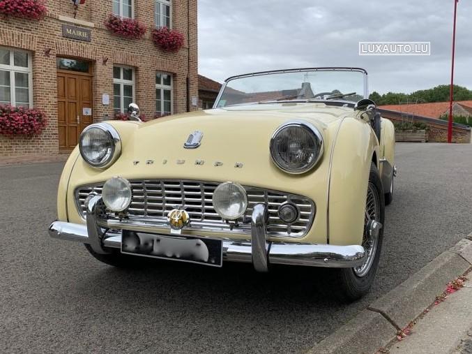 Triumph TR3 A 2.0