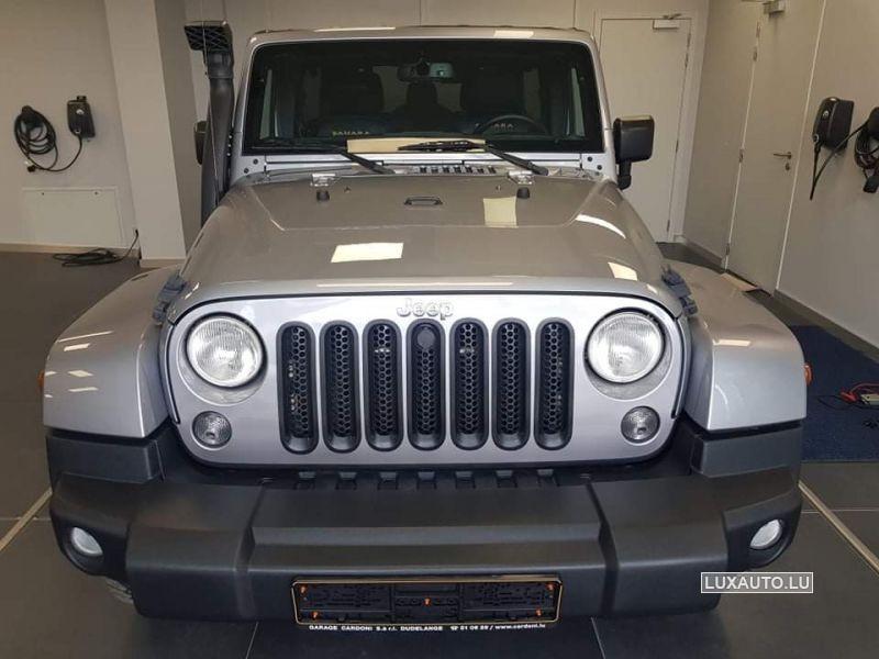 Jeep Wrangler JEEP WRANGLER UNLIMITED SAHARA 4X4