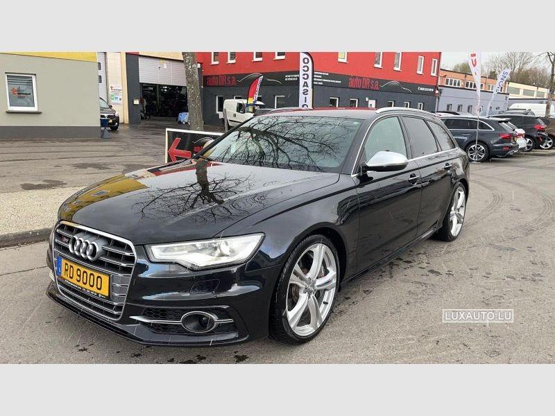 Audi A6 AVANT S-6 QUATTRO 4.0 V-8 S-LINE