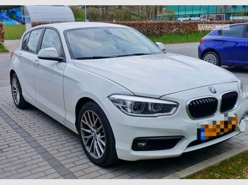BMW 118 dA 150