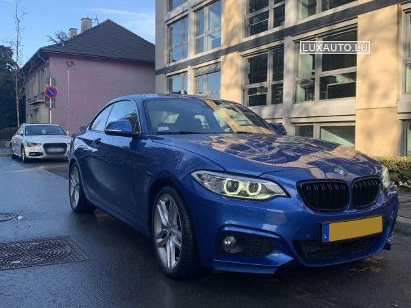 BMW 225 dA 224 Pack Sport M