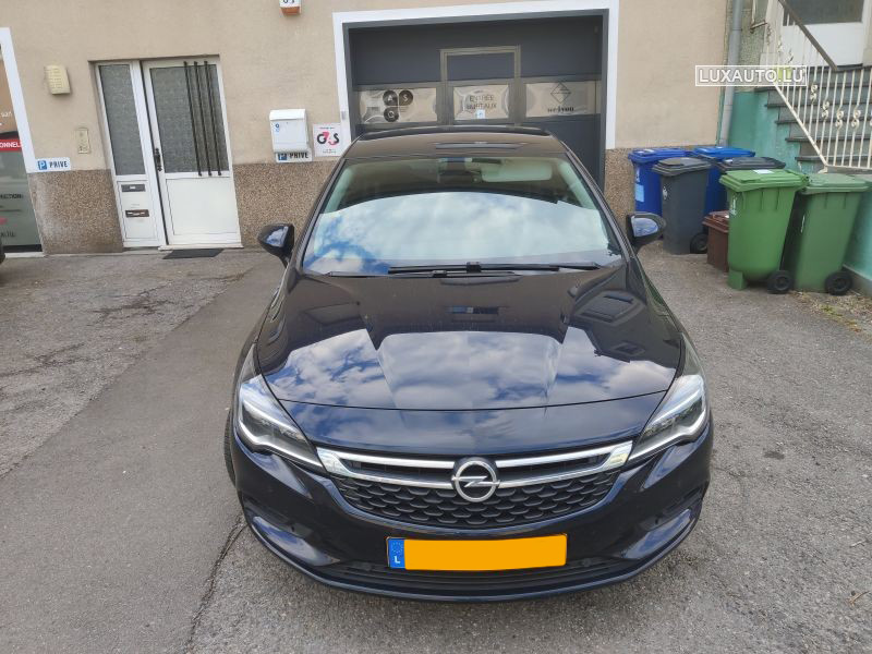 Opel Astra 1.4 Turbo 120 Years Edition
