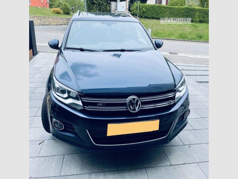 VW Tiguan 2.0 Tdi 177 R-Line 4Motion DSG