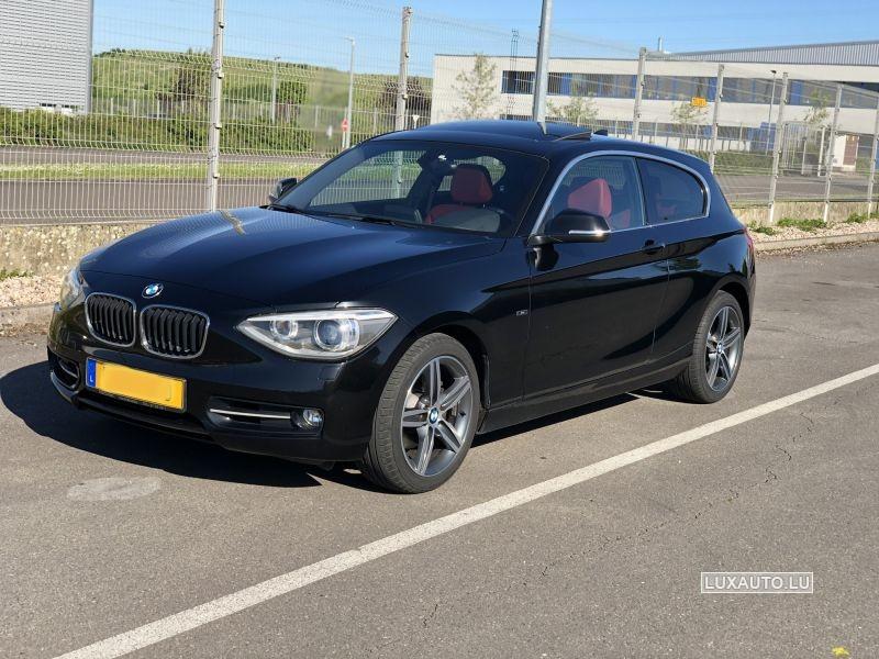 BMW 120 Xd 184 Sport Line xDrive