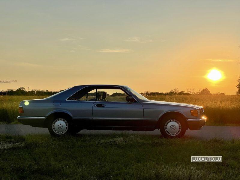 Mercedes 420 SEC Auto.