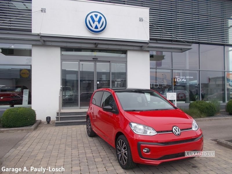 VW up! 1.0 Move up!