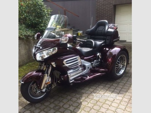 Honda Goldwing 1800 EML Martinique