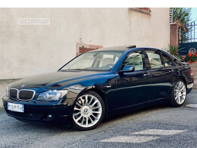 BMW 760 iA Individual