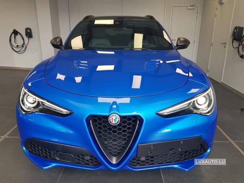 Alfa-Romeo Stelvio 2.0 Super Q4 Auto.