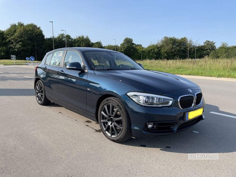 BMW 120 XdA 190 Sport Line xDrive
