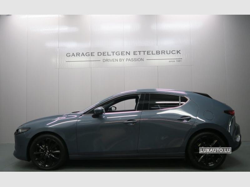 Mazda 3 2.0 Skyactiv-X Skycruise Auto.