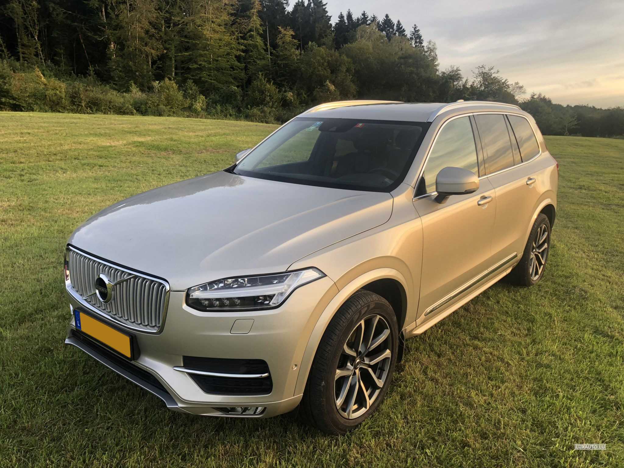 Volvo XC90 2.0 D5 225 AWD Geartronic