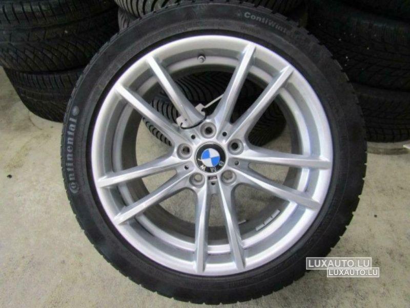 """Jantes Alu + pneus 18"""" Hiver - BMW M3"""