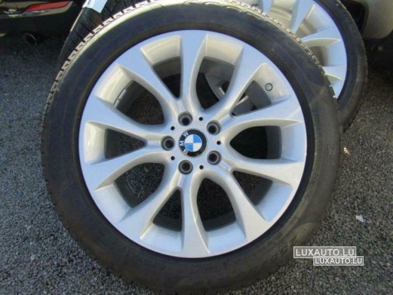 """Jantes de alumínio + Pneus 19"""" Inverno - BMW X5"""