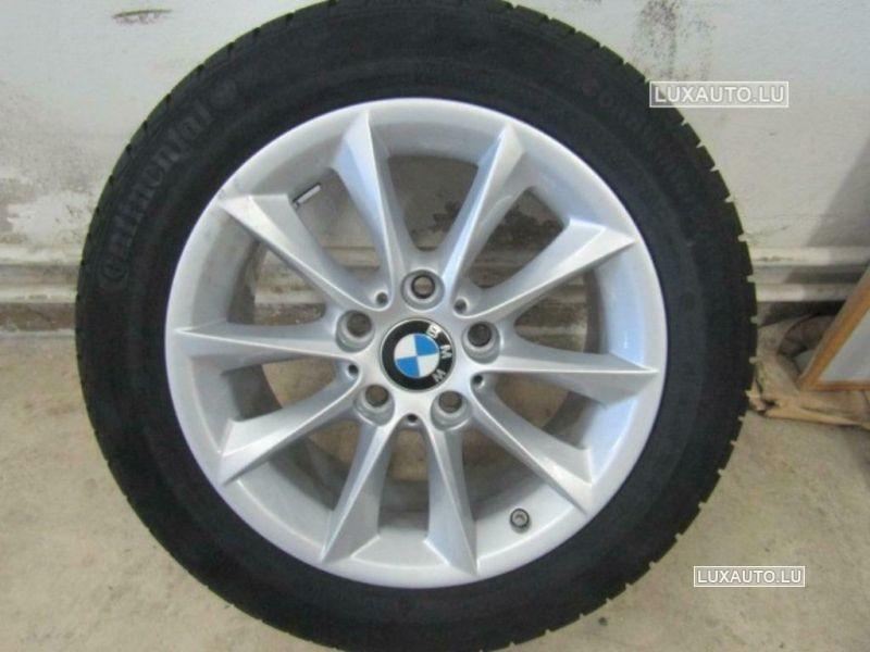 """Jantes Alu + pneus 16"""" Hiver - BMW Serie 1, 2"""