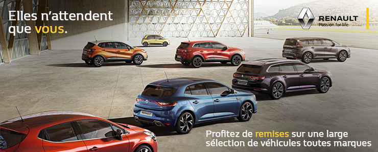 Action Renault Luxembourg